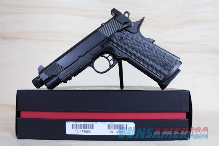 "STI HOST 4"" 45acp 10-474000 Night sights 10-474000 NO CC FEE Silencer Ready  Guns > Pistols > STI Pistols"