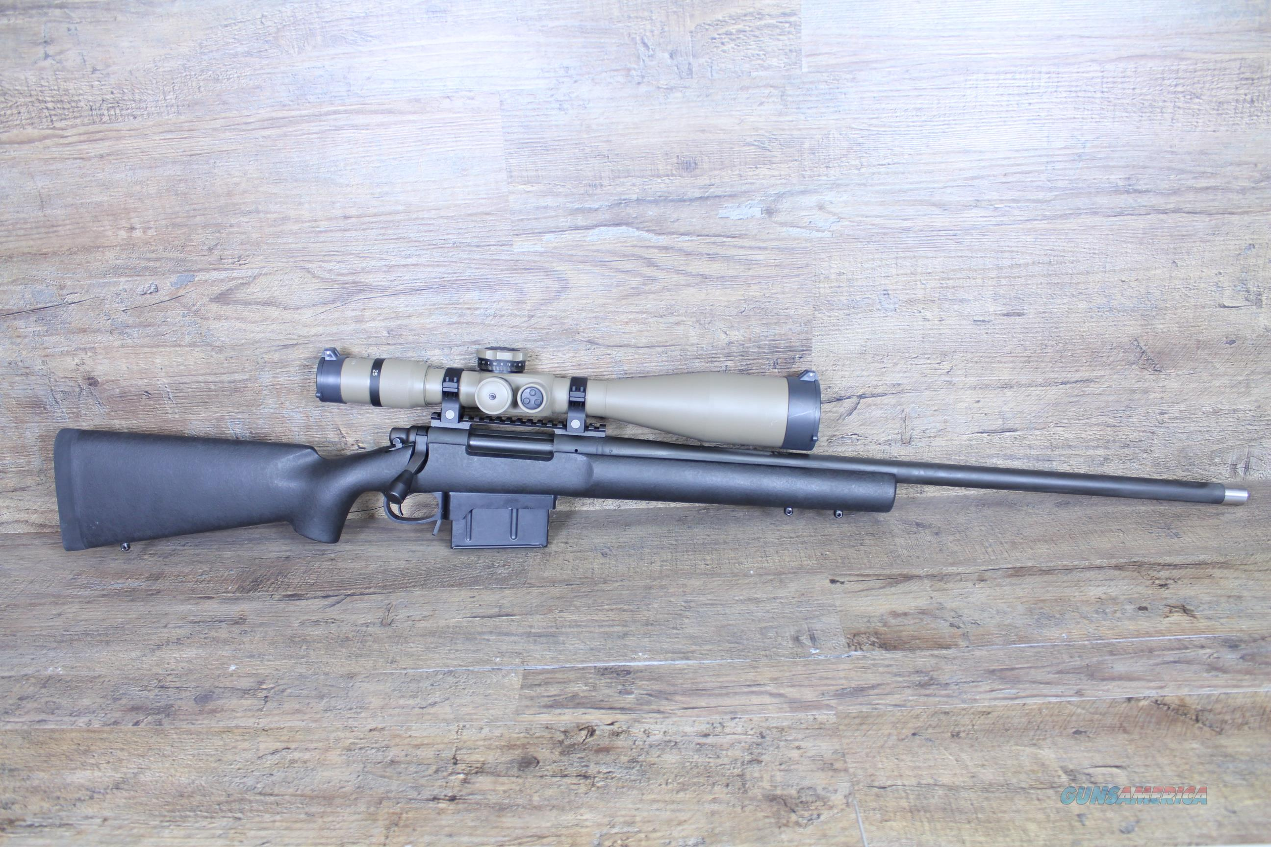 Remington 700P .300 Win Mag Sniper Pkg US OPTICS  Guns > Rifles > Remington Rifles - Modern > Model 700 > Tactical