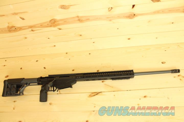 Used: Ruger Precision Rifle 6.5CM Kreiger Seekins Timney  Guns > Rifles > Ruger Rifles > Precision Rifle Series