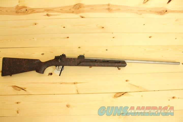 "Used Like New Cooper Model 22 Phoenix 220Swift Black/Red 26""  Guns > Rifles > Cooper Arms Rifles"
