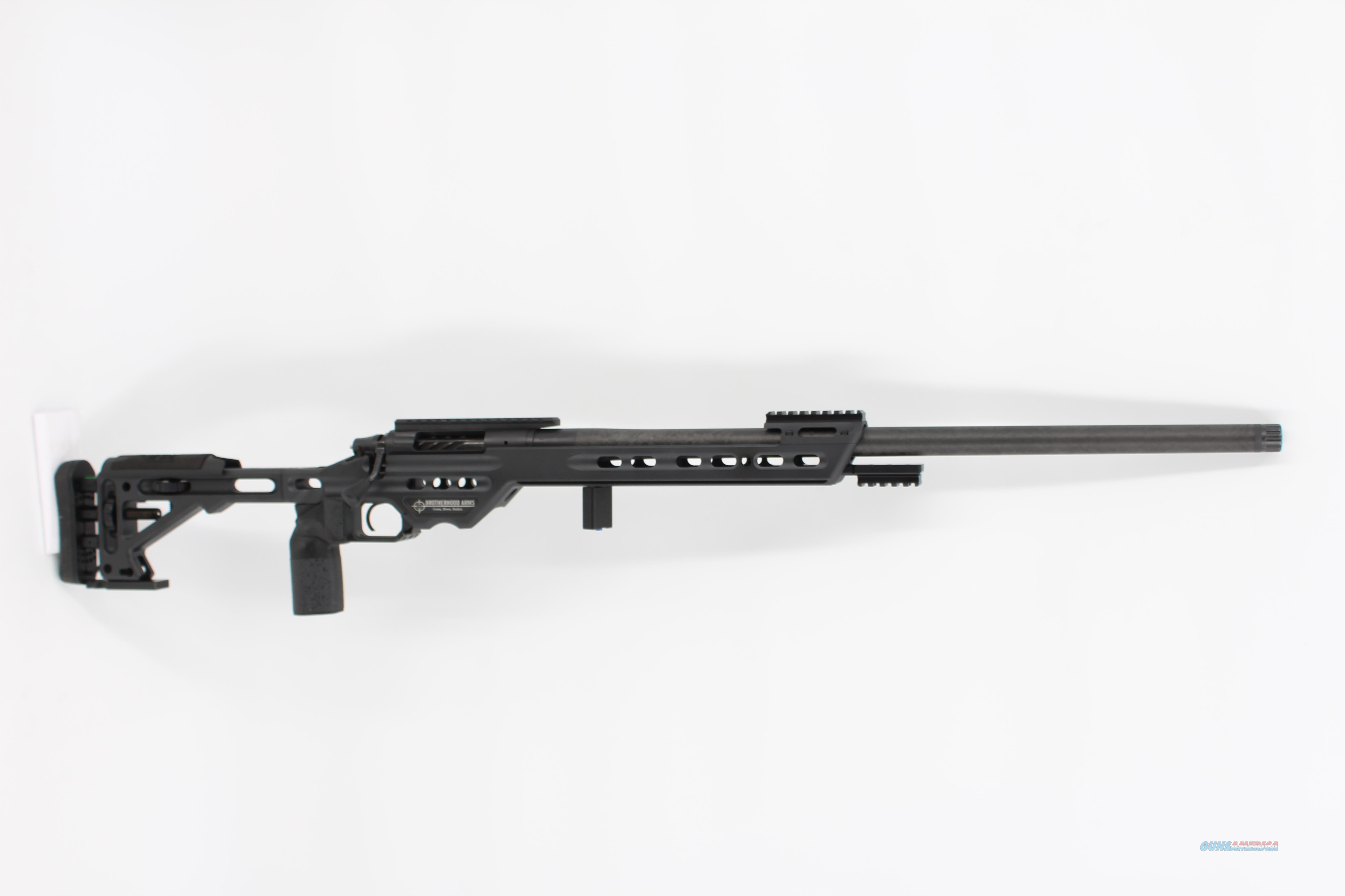 TS Customs Mack Brothers Titanium 6.5 PRC Proof MPA Triggertech  Guns > Rifles > MN Misc Rifles