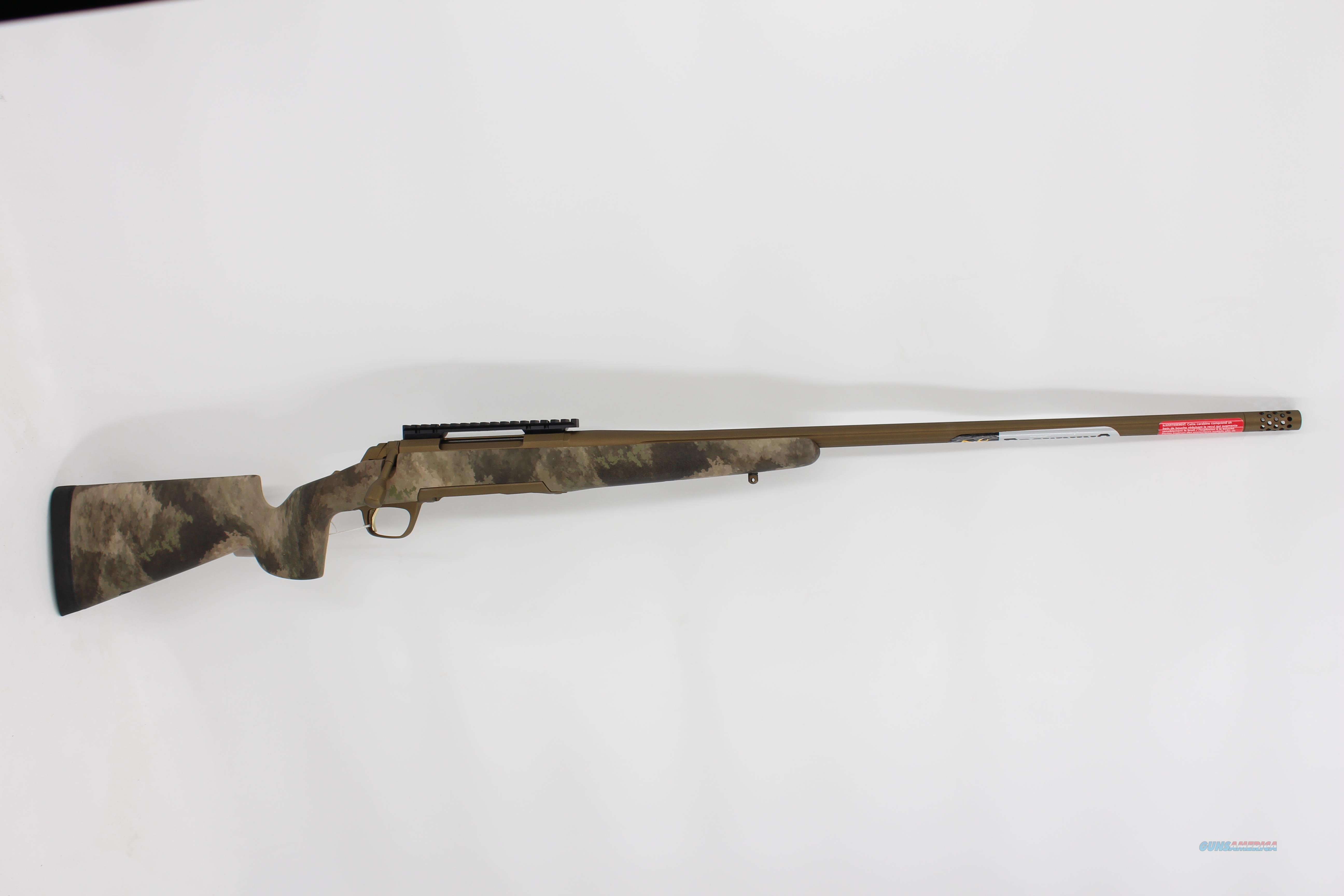 Browning X-Bolt 7mm Rem Hell's Canyon McMillan  Guns > Rifles > Browning Rifles > Bolt Action > Hunting > Stainless