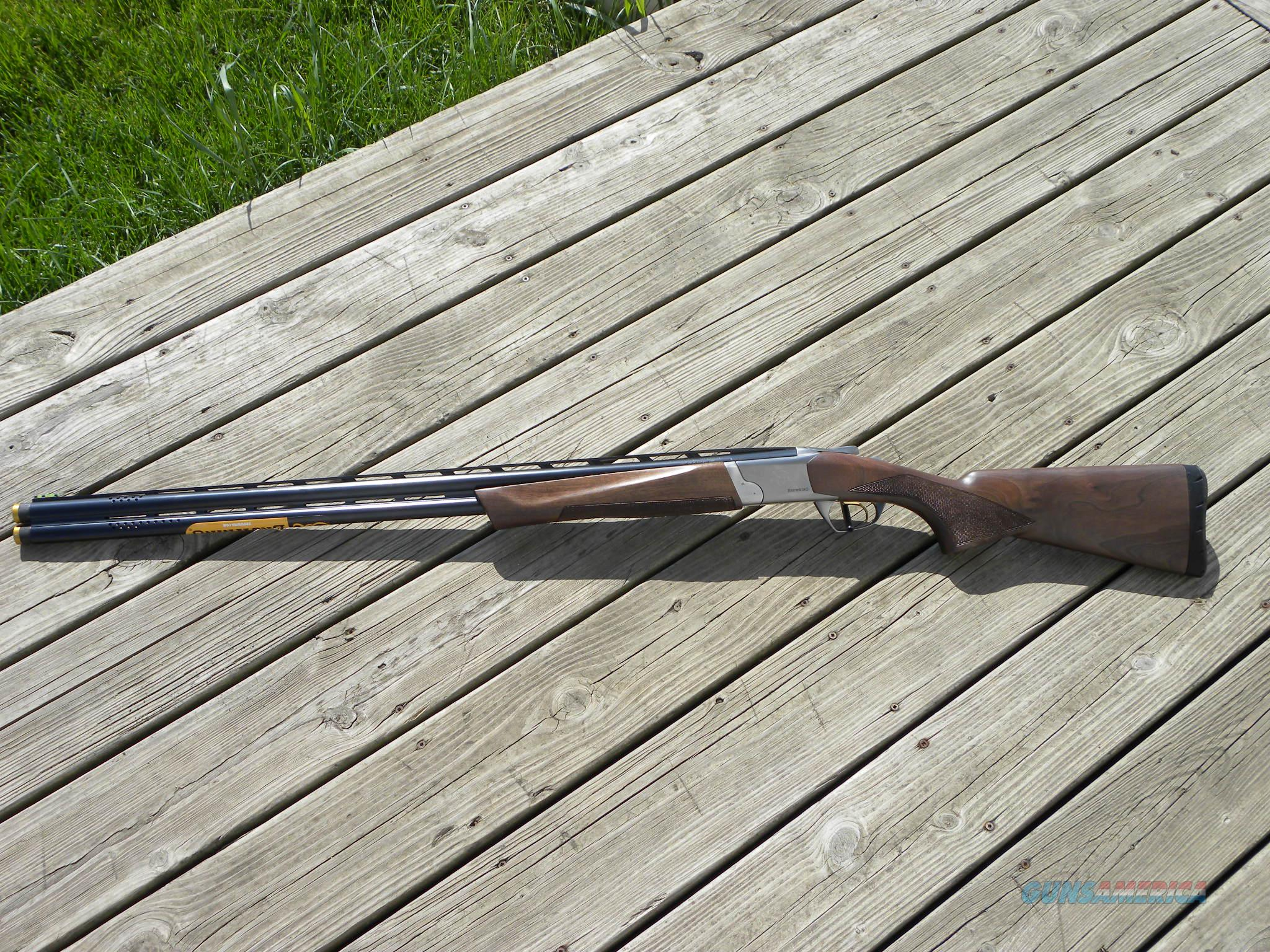 "Browning Cynergy Sporting 12/32 3"" 018704326  Guns > Shotguns > Browning Shotguns > Over Unders > Cynergy > Trap/Skeet"