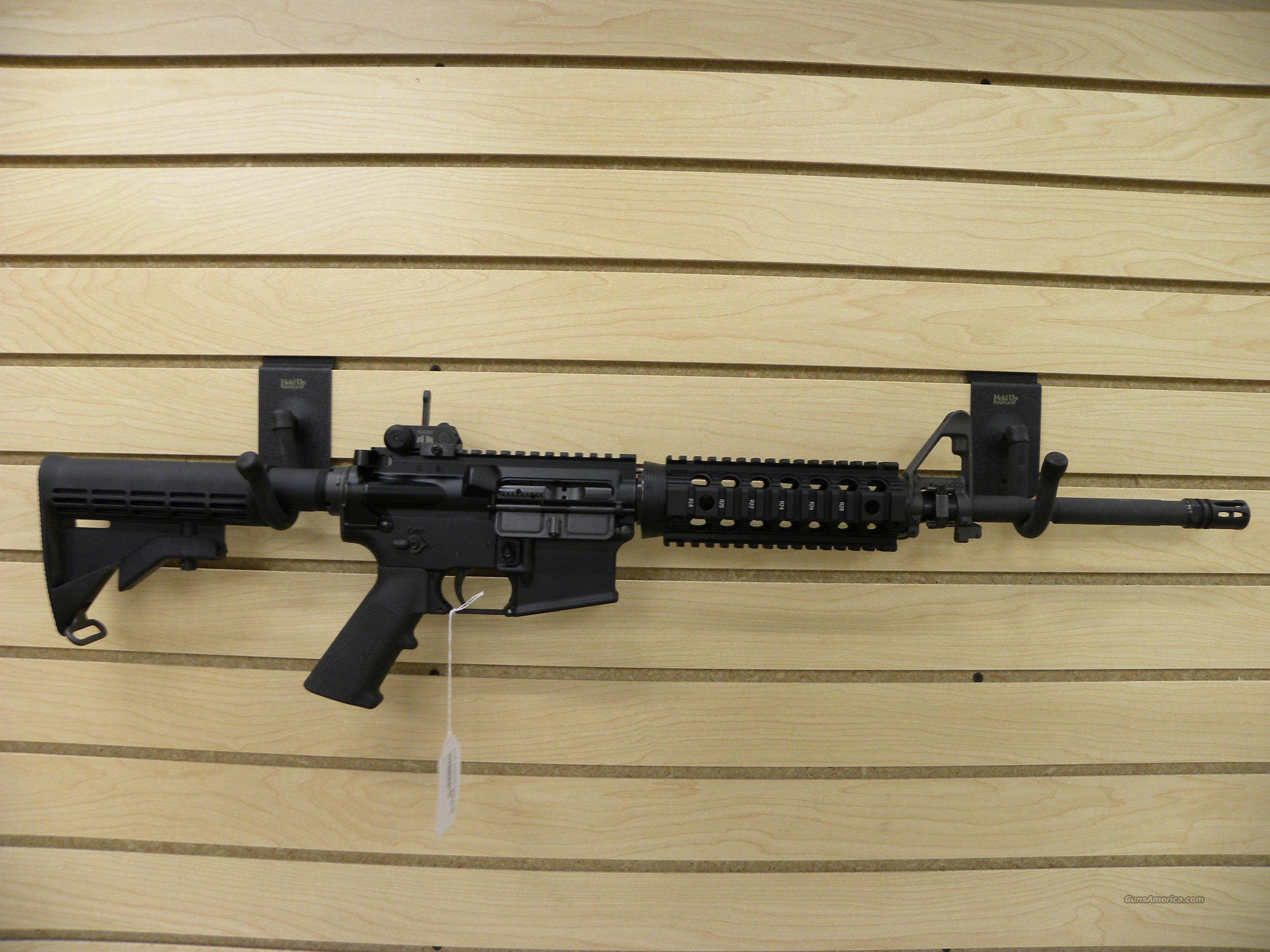 "Colt 6920 M4a1 Socom 5.56 16""bbl Quad Rail w/sight  Guns > Rifles > Colt Military/Tactical Rifles"