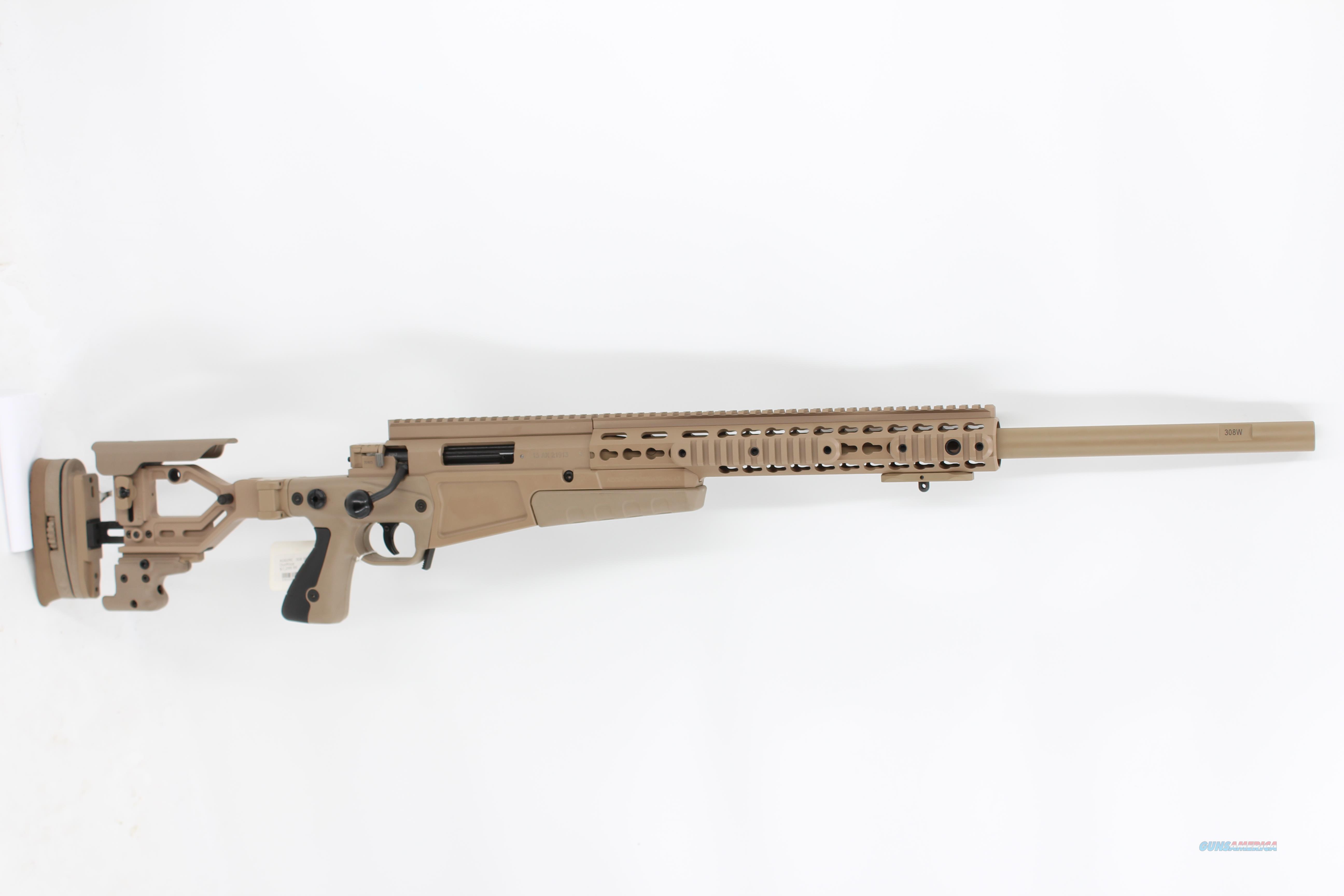 "Accuracy International AX Rifle .308 Win 24"" FDE  Guns > Rifles > Accuracy International Rifles"