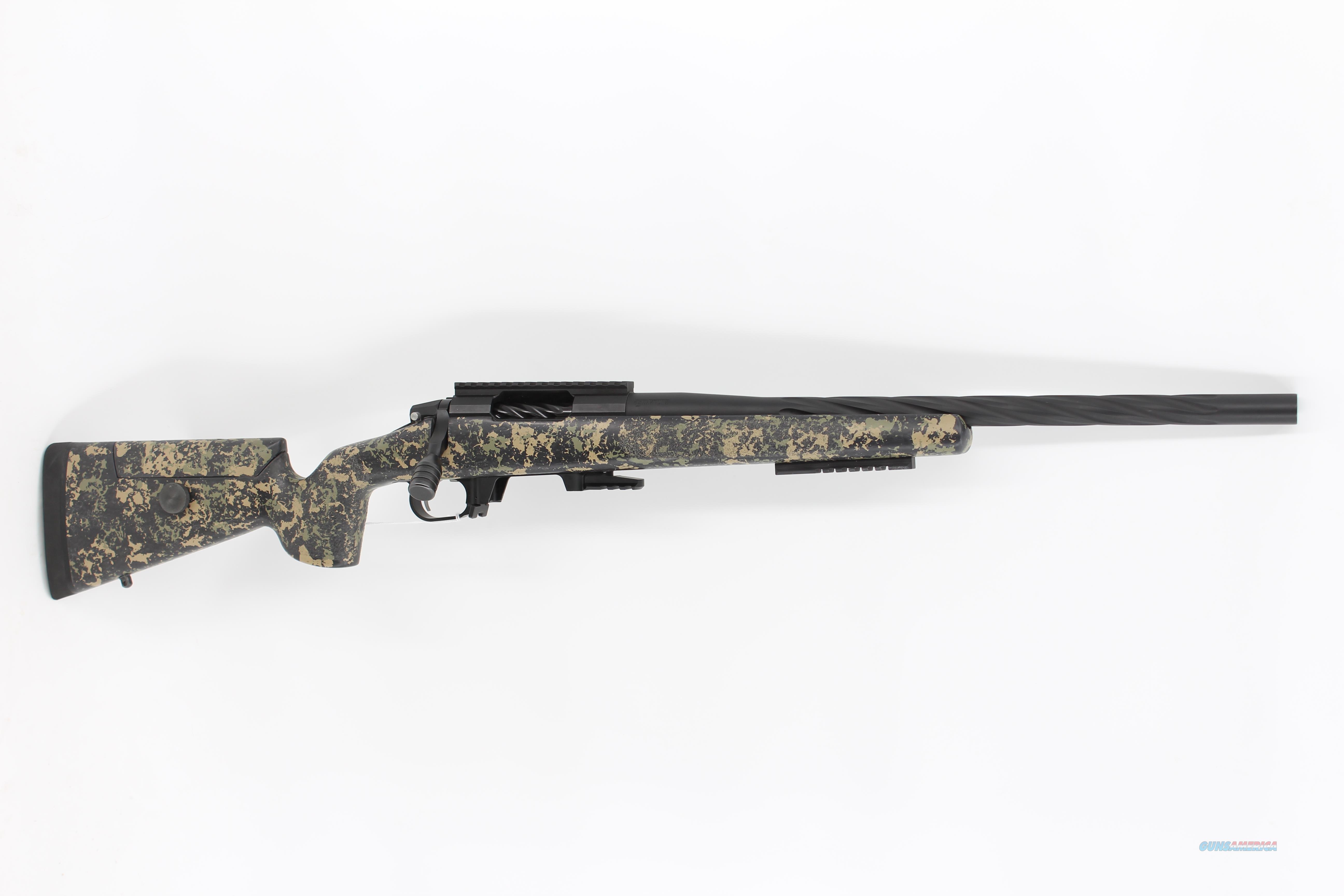 Used LonePeak Fuzion TS Customs 223 Wylde Adj McMillan  Guns > Rifles > L Misc Rifles