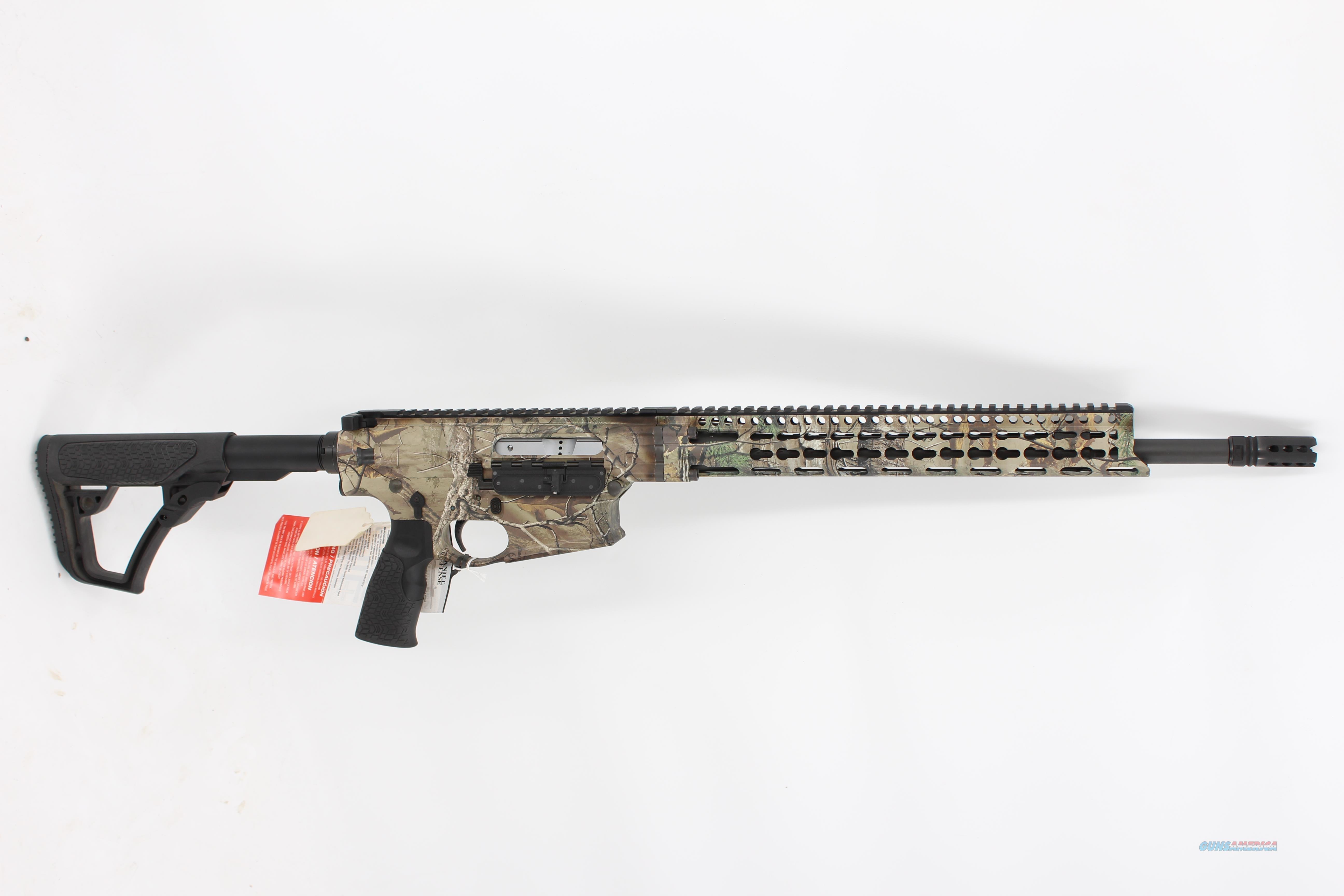"NIB Daniel Defense Ambush DD5 18"" 7.62 Realtree  Guns > Rifles > Daniel Defense > Complete Rifles"