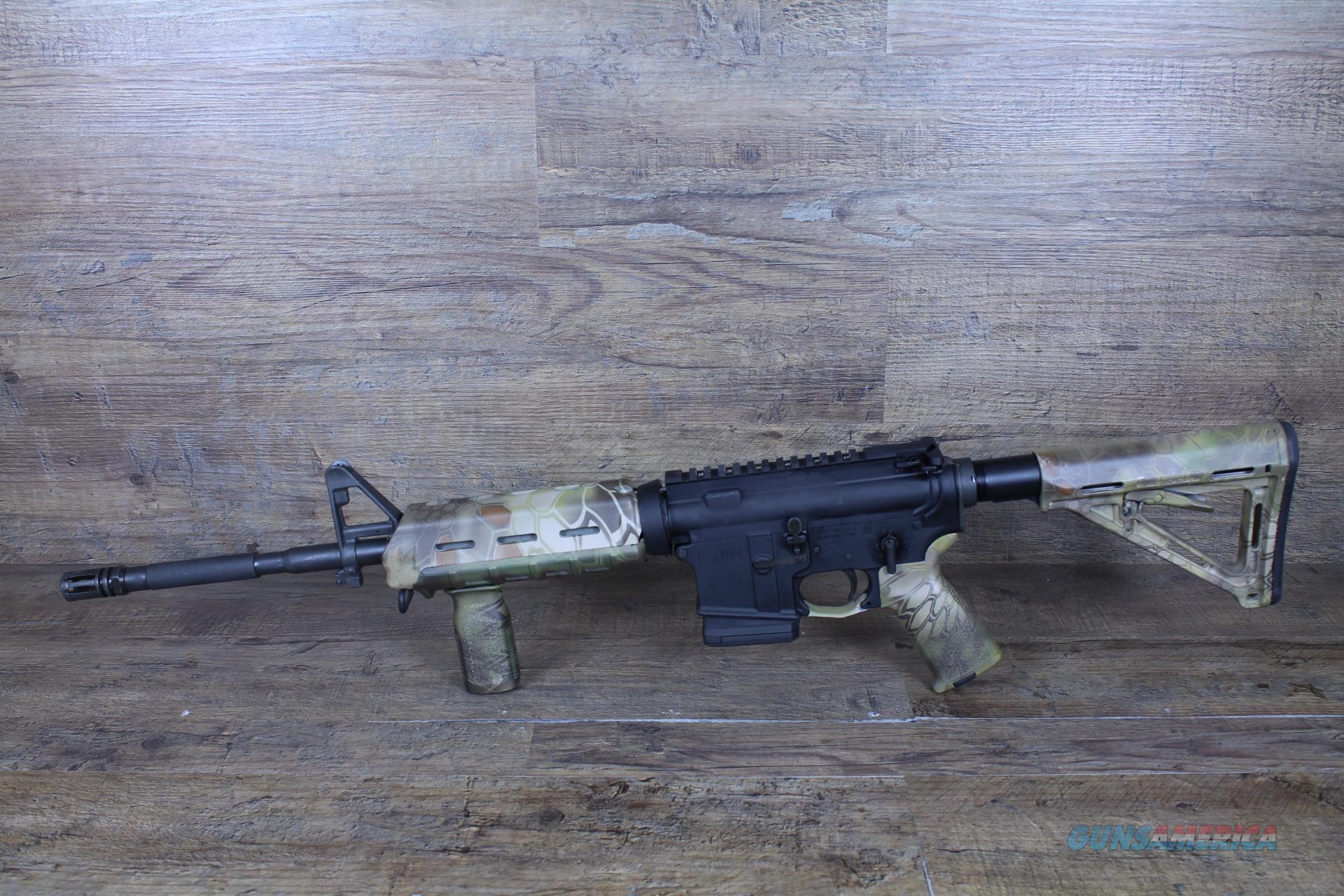 "NIB Colt 6920 Kryptek Mandrake 16"" 5.56  Guns > Rifles > Colt Military/Tactical Rifles"