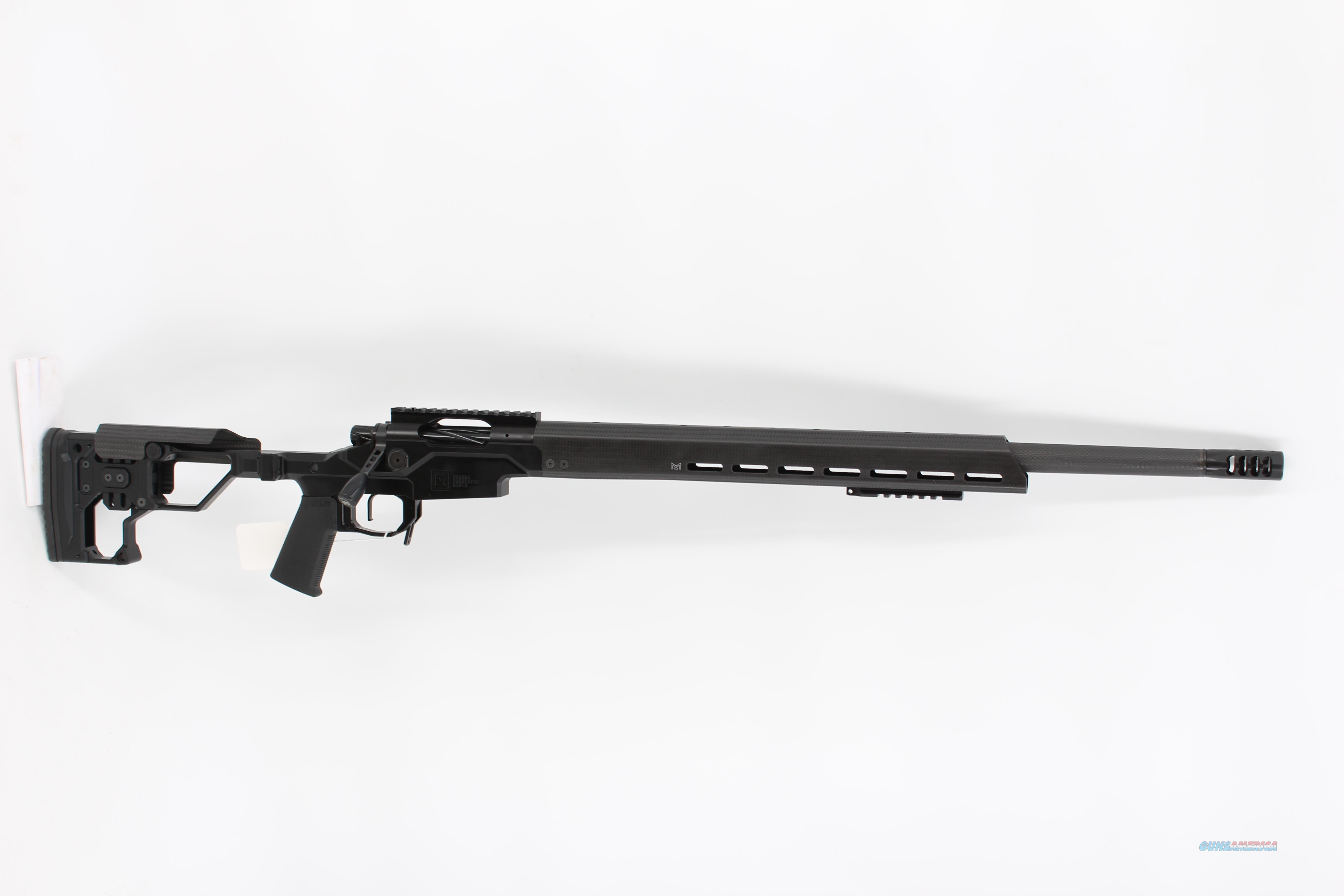 Christensen Arms Modern Precision Rifle 6.5 PRC Black  Guns > Rifles > CZ Rifles