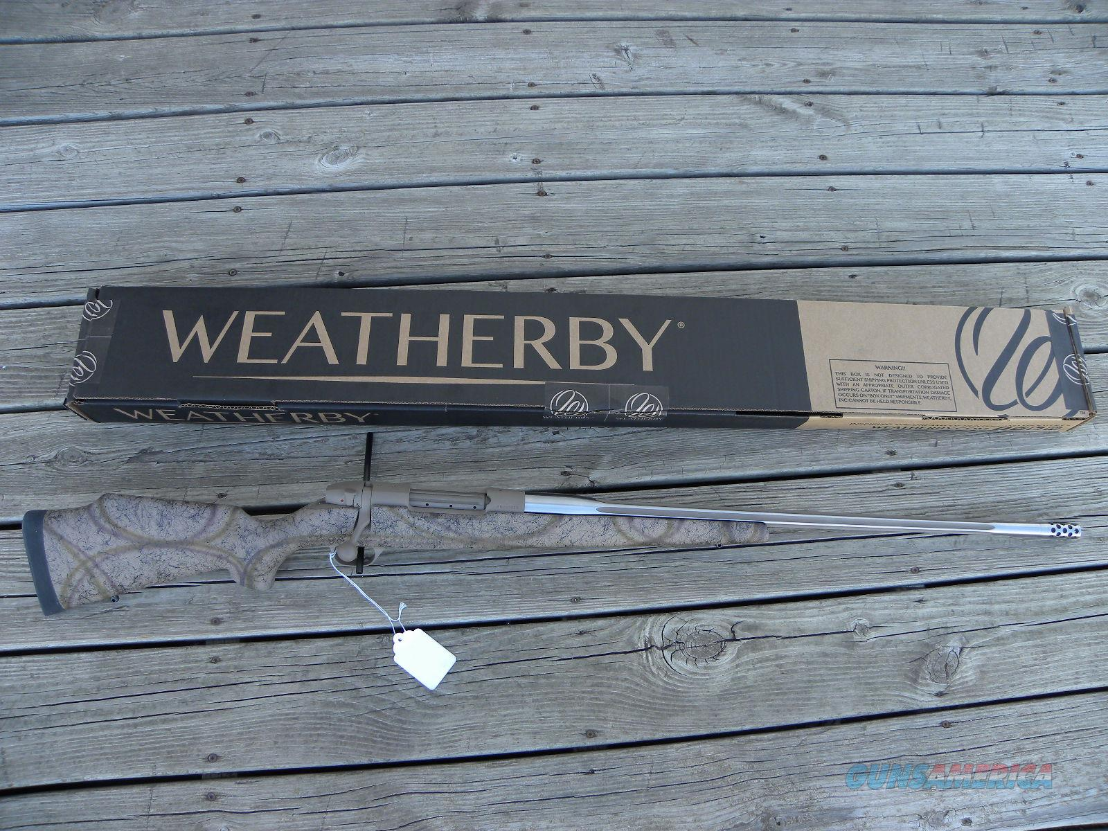 "NIB Weatherby MkV Terramark .30-378 28"" w/ Brake  Guns > Rifles > Weatherby Rifles > Sporting"