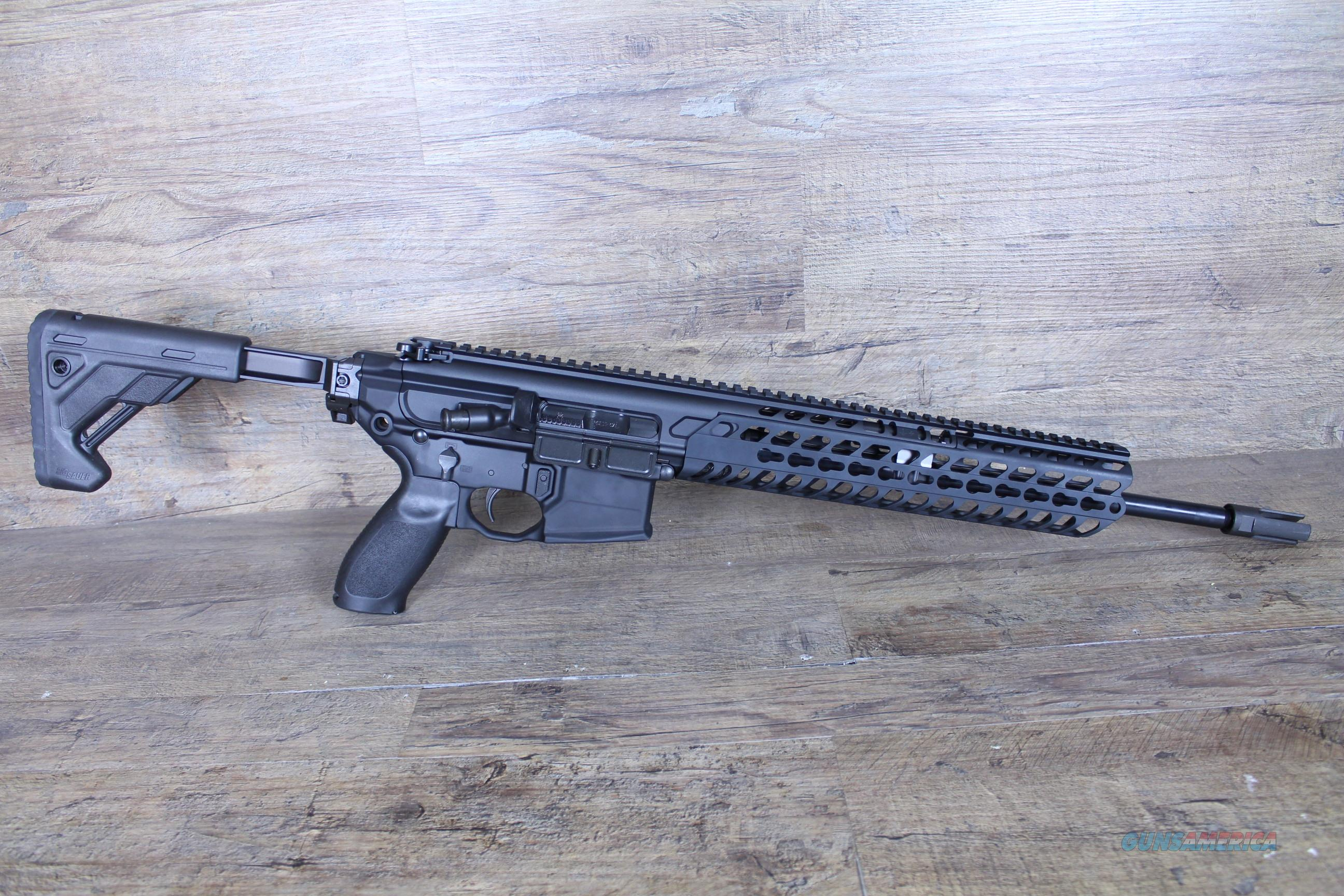 Sig Sauer MCX Patrol 5.56 30+1 RMCX-16B-TELE-P  Guns > Rifles > Sig - Sauer/Sigarms Rifles