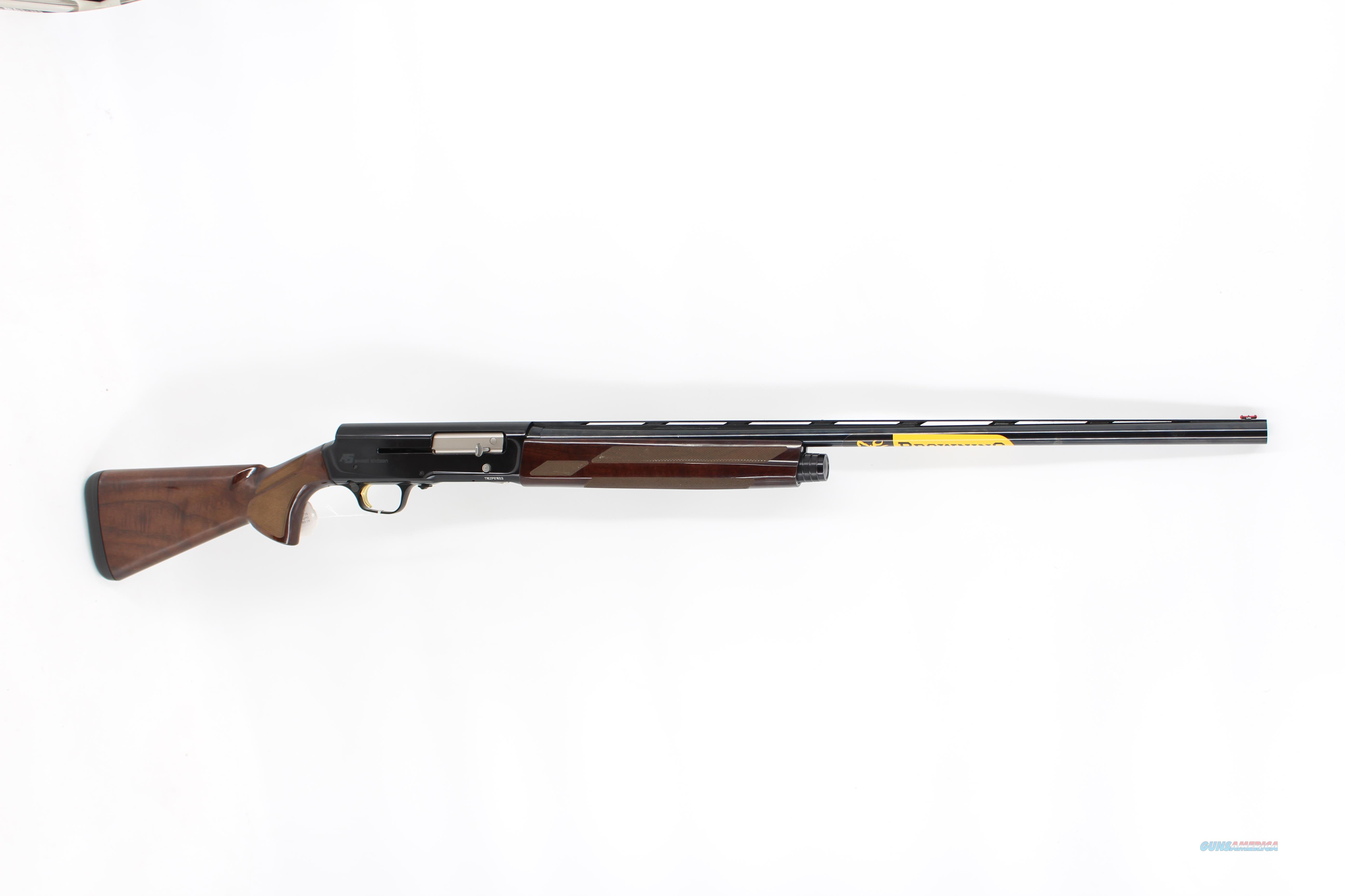 "Browning A5 Sweet Sixteen 16GA 28"" Wood/Blued  Guns > Shotguns > Browning Shotguns > Autoloaders > Hunting"