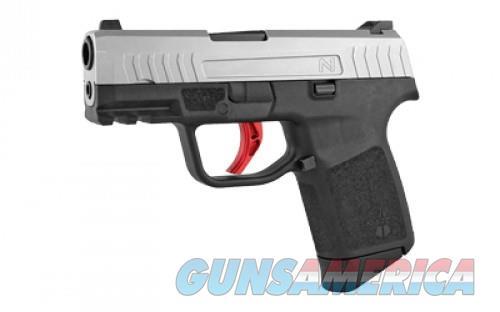 NAROH N1 9MM STS/BLK 2-7RD N1002  Guns > Pistols > L Misc Pistols