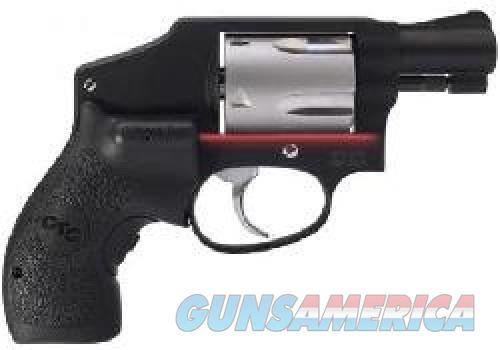 "S&W 442 PC 38SPL 1.88"" BLACK/STAINLESS STEEL  Guns > Pistols > L Misc Pistols"