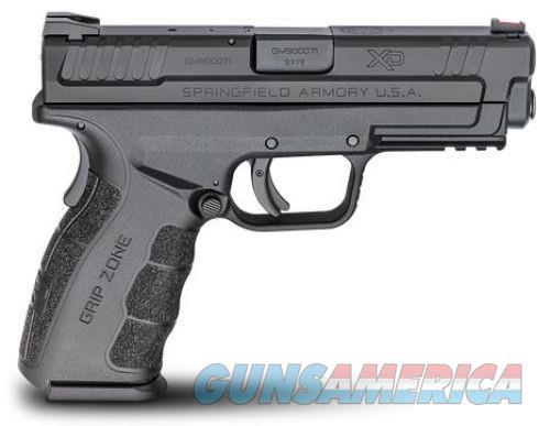 SPRINGFIELD XDG 9MM 4 BLK SUBCOMP MOD2 2 10RD  Guns > Pistols > L Misc Pistols