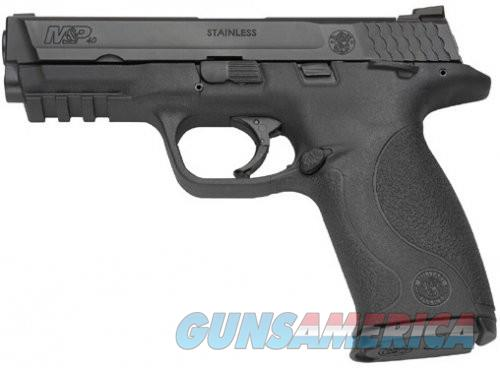 Smith and Wesson M&P 40 Black .40SW 4.25-inch 15rd thumb safety  Guns > Pistols > L Misc Pistols