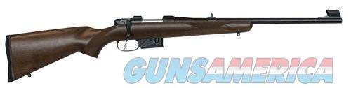 CZ 527 Youth Carbine Walnut 7.62X39 18.5-inch 5 Rd  Guns > Rifles > CZ Rifles