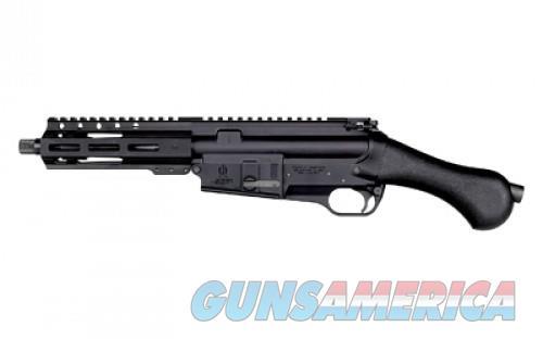 "FightLite SCR Raider .300 AAC Blackout Semi Auto Pistol 7.25"" Barrel 10 Round M-LOK Hand Guard Synthetic Polymer Grip Black Finish  Guns > Pistols > L Misc Pistols"