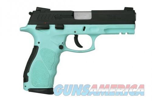 Taurus TH9 9MM 4.25-inches 17Rds CYAN/BLK  Guns > Pistols > L Misc Pistols