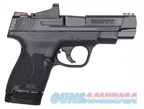 Smith and Wesson M&P9 Shield M2.0 Optics Ready 9mm 4-inch 8Rds  Guns > Pistols > L Misc Pistols