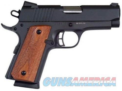 Howa Citadel CIT45CSp 1911 .45ACP 3.5-inch Black  Guns > Pistols > Citadel Pistols