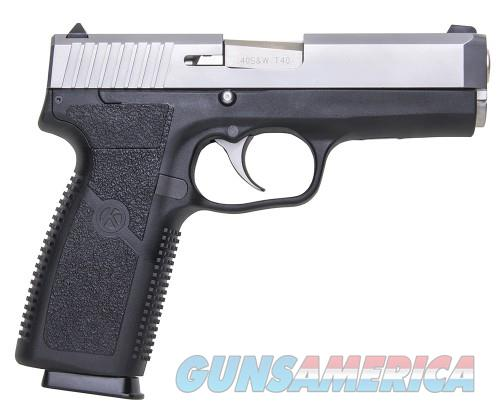 Kahr Arms CT9 Stainless / Black 9mm 4-inch 8Rd  Guns > Pistols > L Misc Pistols