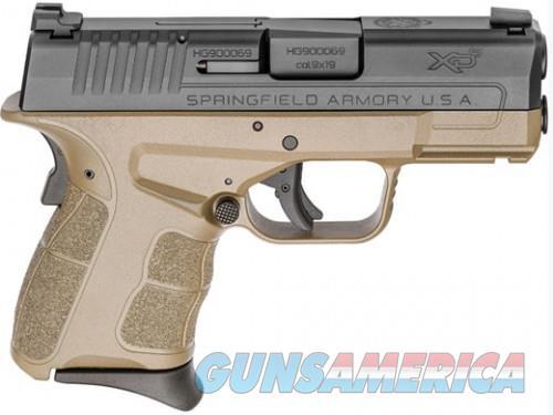 "SPRGFLD XDS MOD.2 9MM 3.3"" FDE NS  Guns > Pistols > L Misc Pistols"