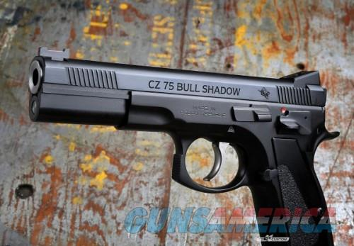 CZ 75 BULL SHADOW 9MM  Guns > Pistols > L Misc Pistols