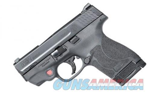 Smith and Wesson M&P9 Shield M2.0 9mm 3.1-inch 7rd Crimson Trace Laser  Guns > Pistols > L Misc Pistols