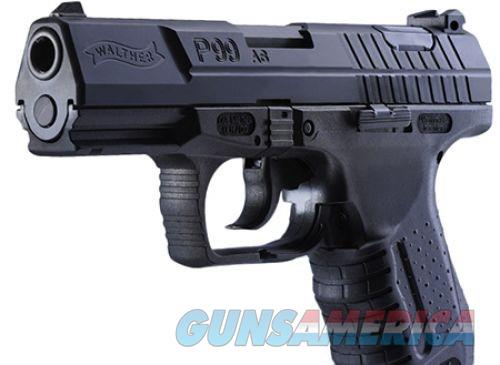 WALTHER P99 AS 9MM 4 10RD  Guns > Pistols > Walther Pistols > Post WWII > P99/PPQ
