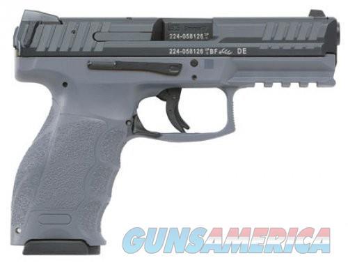Heckler and Koch VP9 Gray 9MM 4.1-Inch 11 Rounds  Guns > Pistols > L Misc Pistols