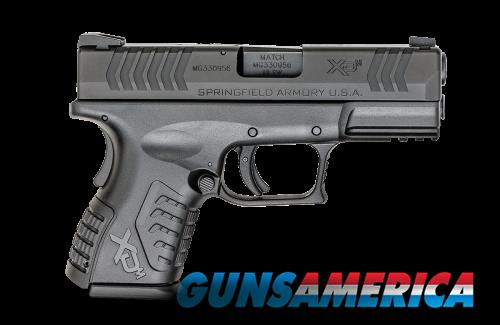 "SPRINGFIELD XDM COMPACT 40SW 3.8"" 16RD SEMI BLK 2 MAGS  Guns > Pistols > Springfield Armory Pistols > XD-M"