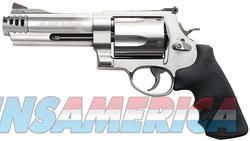 Smith & Wesson 5 Round Stainless 460S&W/5  Guns > Pistols > S Misc Pistols