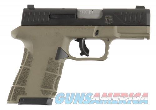 "Diamondback AM2 9mm Semi Auto Pistol 3.5"" Barrel 17 Rounds 3 Dot Sights Nitride Slide FDE Polymer Frame  Guns > Pistols > L Misc Pistols"