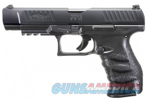 Walther PPQ M2 Black 9mm 5-inch 15Rds  Guns > Pistols > L Misc Pistols