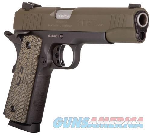 Taurus 1911FS Military Green .45 ACP 5-inch 8Rds  Guns > Pistols > L Misc Pistols
