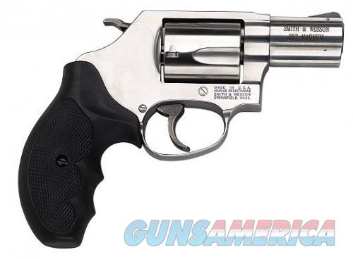 Smith and Wesson 60 Stainless .357 Mag 2.125-inch 5Rd  Guns > Pistols > Smith & Wesson Revolvers > Pocket Pistols