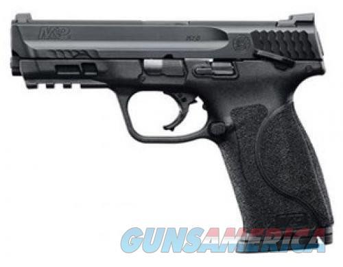 Smith & Wesson M&P9 M2.0 Black Armornite Finish 9mm 4.25 Inch Barrel 10 rd  Guns > Pistols > L Misc Pistols