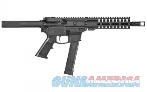 "CMMG BANSHEE 100 PSTL 10MM 8"" BLK  Guns > Pistols > L Misc Pistols"