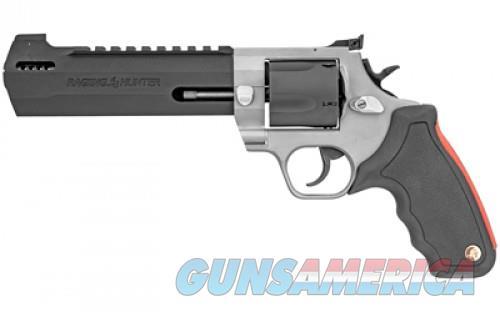 TAURUS.  R/HUNTER 454 REV 6.75 B/S  Guns > Pistols > L Misc Pistols