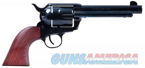 Heritage Firearms 357 4.75-inch BL Revolver SA  Guns > Pistols > Heritage
