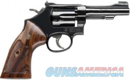 Smith and Wesson 48 22 Mag 4-inch 6rd BL WD AS  Guns > Pistols > Smith & Wesson Revolvers > Full Frame Revolver
