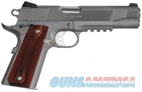 Colt Firearms XSE Government Stainless .45 ACP 5-inch 7Rds  Guns > Pistols > L Misc Pistols