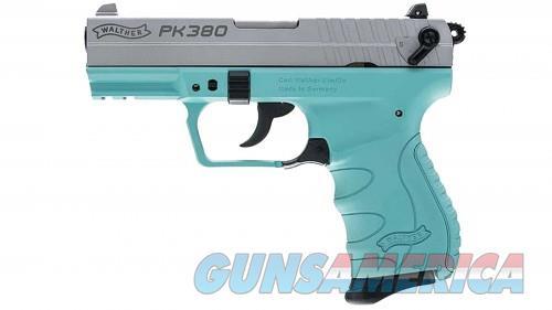 "WALTHER PK380 380ACP 3.6"" 8RD BLUE  Guns > Pistols > L Misc Pistols"