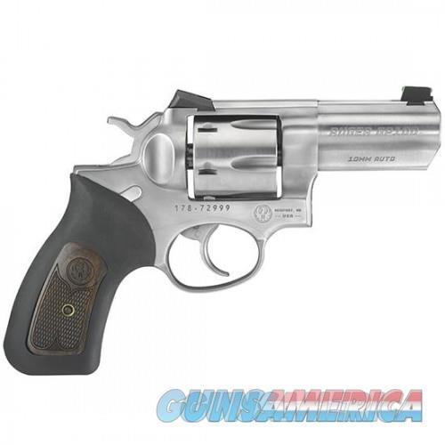 Ruger GP100 WCGP 10MM REV 3SS  Guns > Pistols > L Misc Pistols