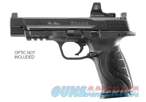 Smith and Wesson Preformance Center M&P40L Pro Series C.O.R.E.  Black .40S&W 5-inch 15Rds  Guns > Pistols > S Misc Pistols