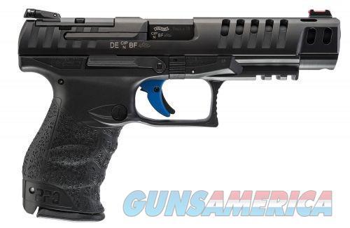 """WALTHER PPQ Q5 MATCH 9MM 5"""" 15RD 3MAG  Guns > Pistols > L Misc Pistols"""
