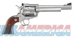 Ruger Blackhawk 357MAG 6.5-inch SS  Guns > Pistols > Ruger Single Action Revolvers > Blackhawk Type