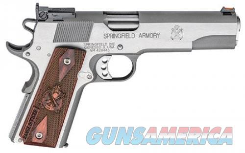 Springfield Armory PI9122L 1911-A1 9mm Stainless 5 Inch 9 Round  Guns > Pistols > L Misc Pistols