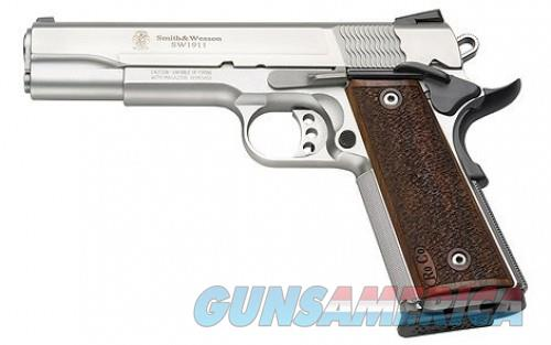 Smith Wesson Smith WessonPerformance Center1911 Pistols - Stainless Steel (Compact)  Guns > Pistols > Smith & Wesson Pistols - Autos > Steel Frame